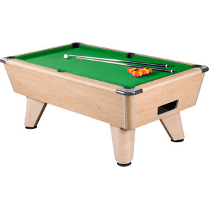 Mightymast 8ft Winner Pool Table