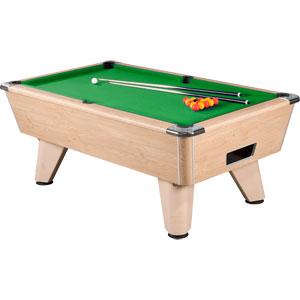 Mightymast 8ft Winner Pool Table