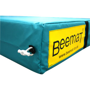 Beemat Crash Mat Square Shape