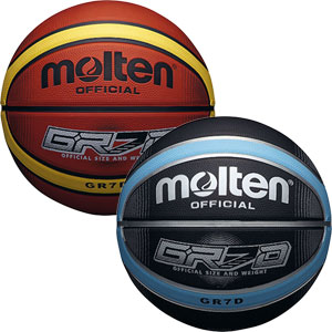 Molten Deep Channel Basketball