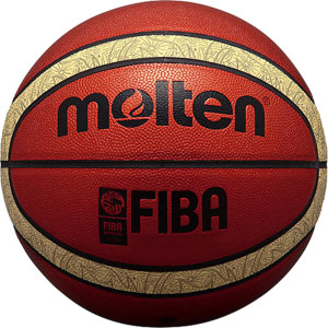 Molten 33 Libertria Official Match Basketball
