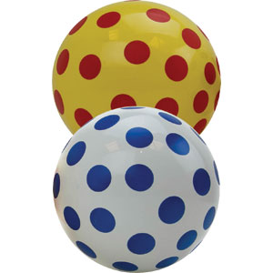 PLAYM8 Polka Dot Playball