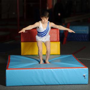 Beemat Gymnastics Target Landing Mat