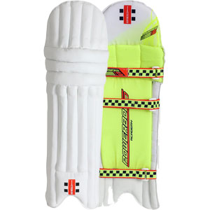 Gray Nicolls Powerbow V5 Blaze Ambidextrous Junior Cricket Batting Pads
