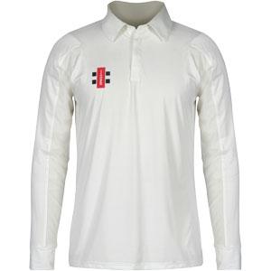 Gray Nicolls Velocity Long Sleeve Cricket Shirt