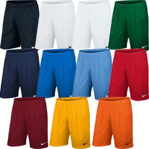 Nike Laser Woven III Junior Football Shorts