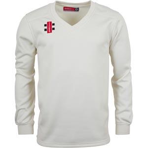 Gray Nicolls Velocity Junior Cricket Sweater