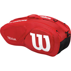 Wilson Team II 6 Racket Bag