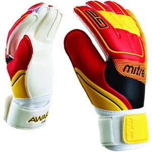 Goalkeeper Gloves Mitre Awara Junior