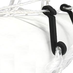 Ziland Easy Goal Net Clips 80 Pack