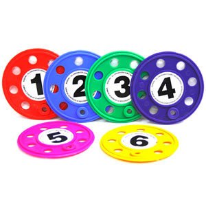 Newitts Diving Disc 6 Set