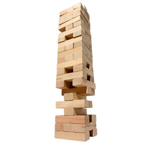 Newitts Jenga Junior Board Game