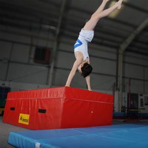 Beemat Gymnastics Coaching Block