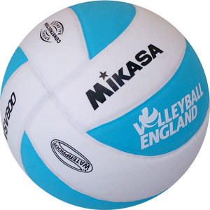 Mikasa England Lets Play VSV800 Volleyball