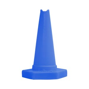 Ziland Sand Weighted Sports Cone 45cm Blue
