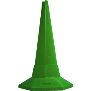 Ziland Sand Weighted Sports Cone 75cm Green