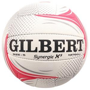 Gilbert Synergie X5 Super League Match Netball