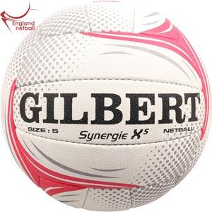 Gilbert Synergie X5 Super League Match Netball