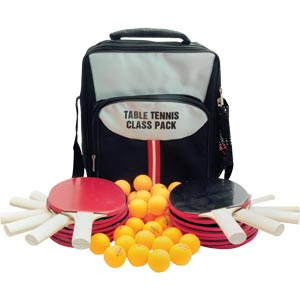 Sure Shot Reversed Rubber Table Tennis Class Pack