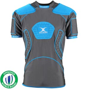 Gilbert Xact 10 V3 Evo Senior Rugby Body Armour