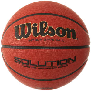 Wilson Solution Official Basketball