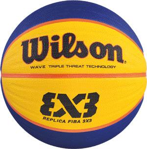 Wilson FIBA 3 X 3 Replica Basketball
