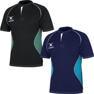 Gilbert Xact V2 Senior Rugby Shirt