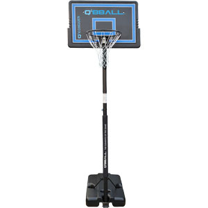 Q4 Konquer Portable Basketball System