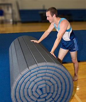 Beemat Floor Area | Runway Gymnastics Mat with Undercuts