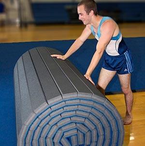 Beemat Floor Area | Runway Gymnastic Mat with Undercuts