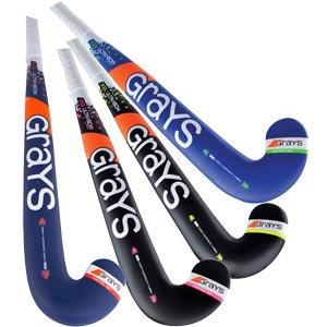 Grays 200i Ultrabow Wooden Hockey Stick