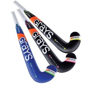 Grays 200i Ultrabow Indoor Hockey Stick