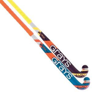 Grays Alpha Ultrabow Junior Indoor Hockey Stick