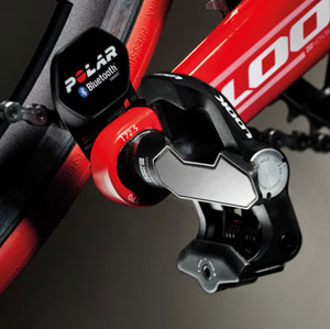 Polar LOOK Keo Power Bluetooth Smart Cycling Power Meter