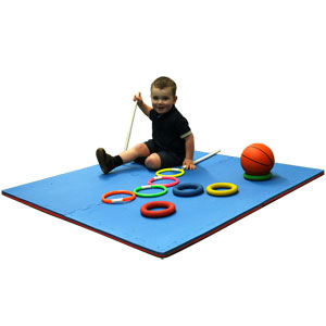 Beemat Soft Play Jigsaw Mat Area