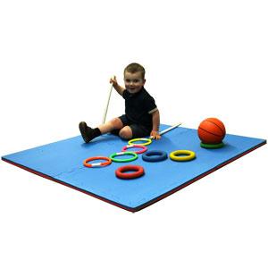 Beemat Soft Play Jigsaw Mat Area