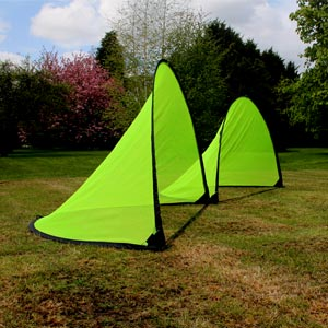 Ziland Pro Pop Up Football Goal 6ft x 3.5ft