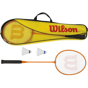 Wilson Badminton Gear Kit