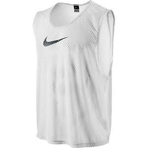 Nike Sports Training Bib White