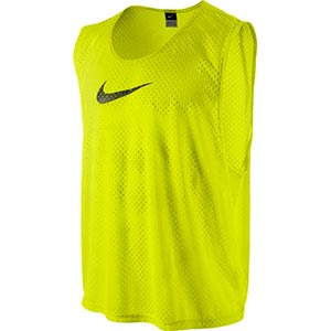 Nike Sports Training Bib Volt Yellow
