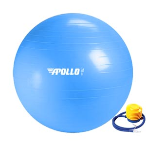 Apollo Stability Gym Swiss Ball 75cm