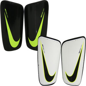 Nike Mercurial Hard Shell Slip In Shin Guards