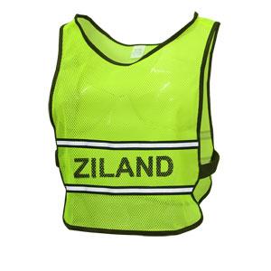 Ziland Hi Vis Reflective Bib