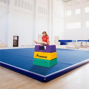 Beemat Development Foam Vaulting Box