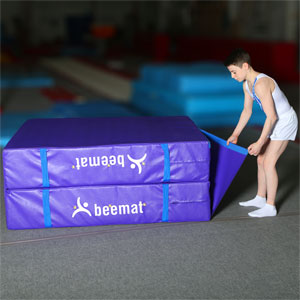 Beemat Folding Crash Mat