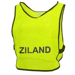 Ziland Pro Training Bib Yellow