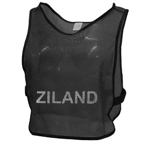 Ziland Pro Training Bib Black