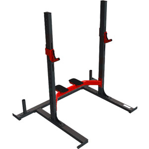 Exigo Olympic Elite Free Standing Squat Stands