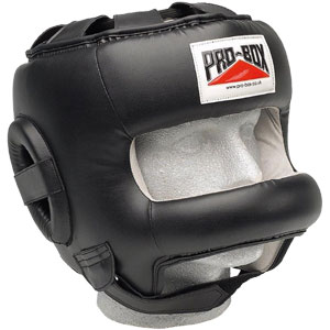Pro Box Face Saver Bar Headguard