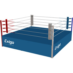 Exigo AIBA Tournament Boxing Ring